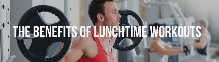 Blogbanner lunchtime workouts